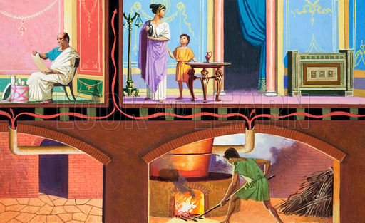 Technology And Inventions Ancient Rome